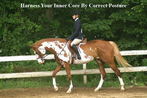 Harness Your Inner Core By Correct Posture