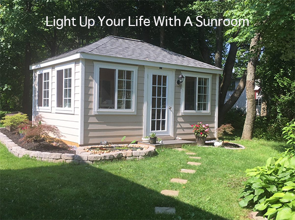 Light Up Your Life With A Sunroom