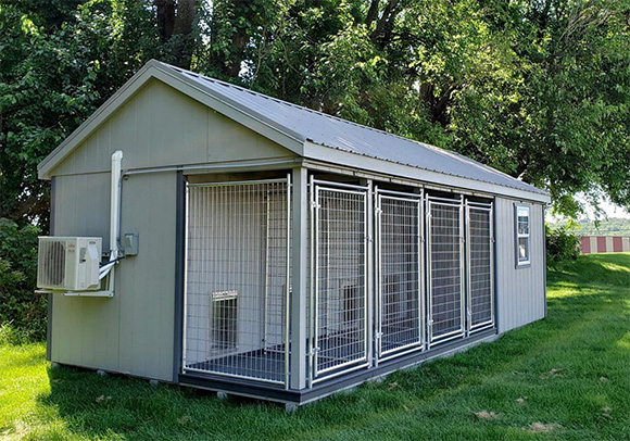 Horizon Structures Dog Kennel