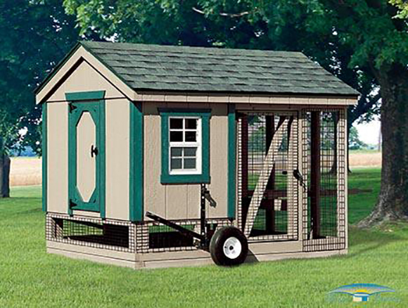 Tractor Pull Coop