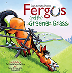 Fergus and the Greener Grass by Jean Abernethy $15.95