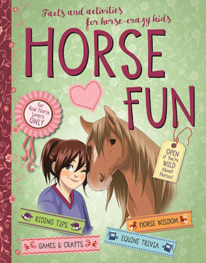 Horse Fun Facts and Activities For Horse-Crazy Kids