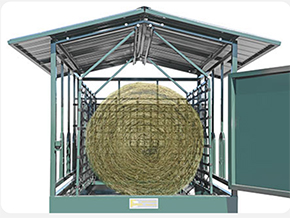 Horizon Structures Addresses The Need For Horse Hay Feeders