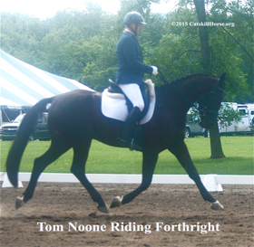 Tom Noone and Forthright