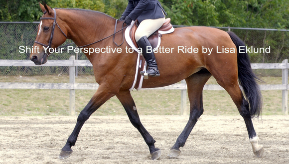 Shift Your Perspective to a Better Ride by Lisa Eklund