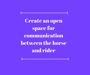 Create an Open Space
