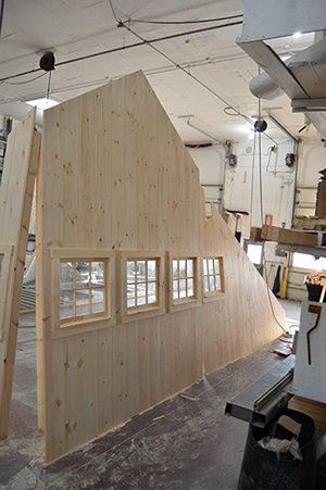 An Insider's Look at Modular Barn Building with Horizon Structures By Nikki Alvin-Smith