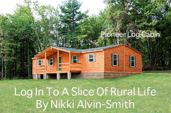 Log In To A Slice Of Rural Life By Nikki Alvin-Smith